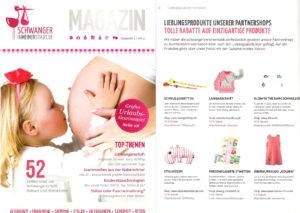 schwangerinmeinerstadt Magazin 03-2015