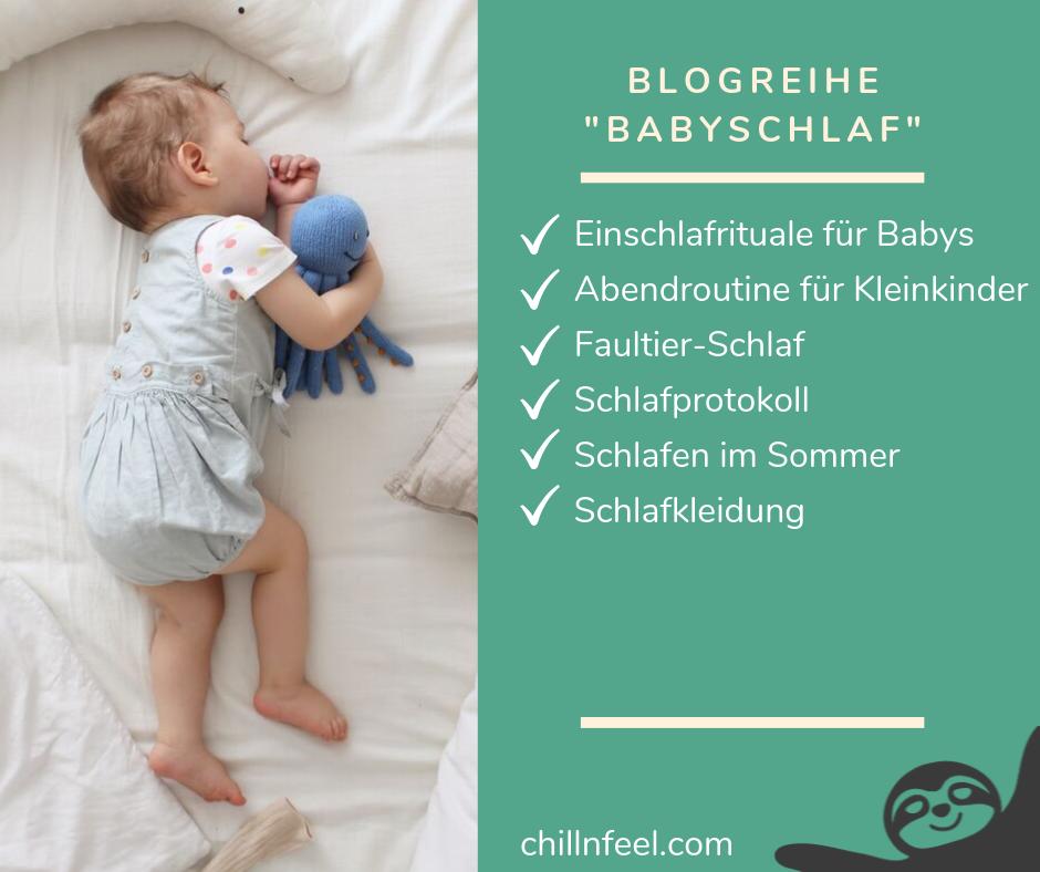 Babyschlaf_Baby nachts richtig anziehen_ChillnFeel