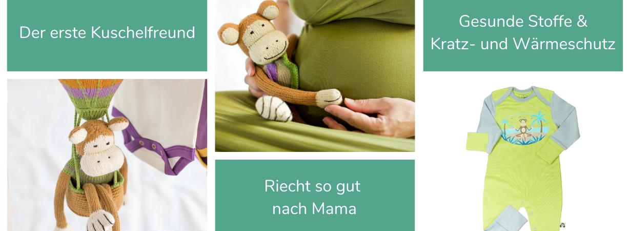Entspannt packen: Kliniktasche für Mama, Papa u. Baby