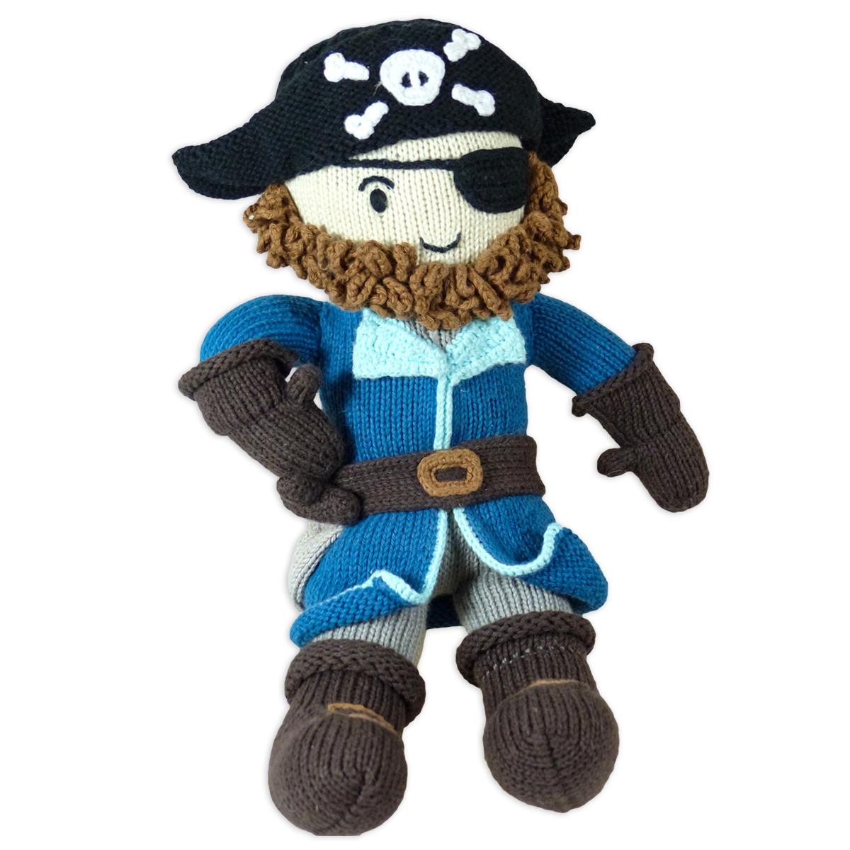Chill n Feel_Puppe für Jungs_Pirat
