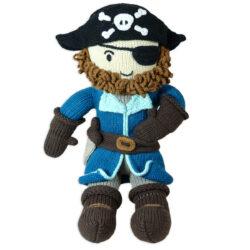 Chill n Feel_Öko Puppe Pirat Kapitän Samy_Schadstofffreie Babypuppe_Gesundes Kuscheltier (3)
