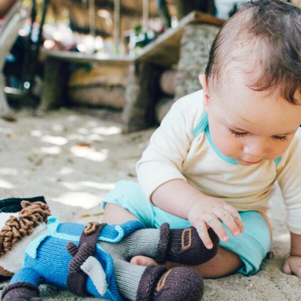 Chill n Feel_Öko Puppe Pirat Kapitän Samy_Schadstofffreie Babypuppe_Gesundes Kuscheltier (5)