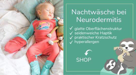 Babykleidung bei Neurodermitis aus Pima Baumwolle