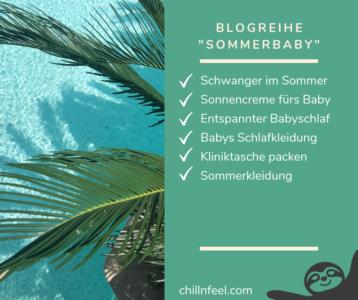 Blogreihe_Sommerbaby_Babys erster Sommer_ChillnFeel