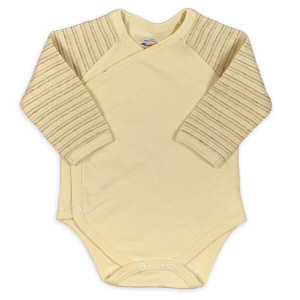 Chill n Feel - Baby Body-Set für Jungen aus Pima Biobaumwolle_Natur_ungefärbt.jpeg