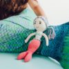 Meerjungfrau Puppe_Stoffpuppe_Öko Puppe