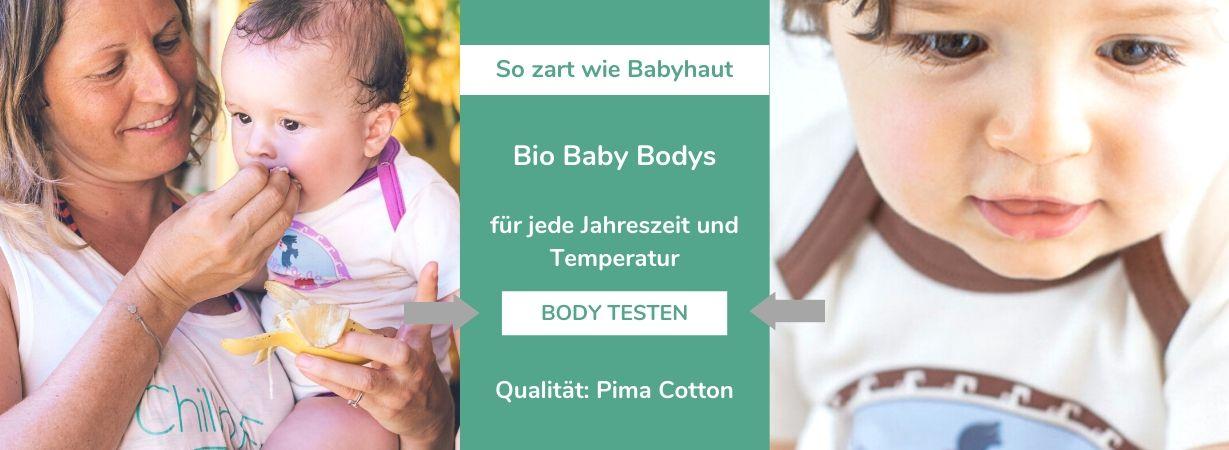 Chill n Feel - der richtige Sommerkleidung für dein Baby