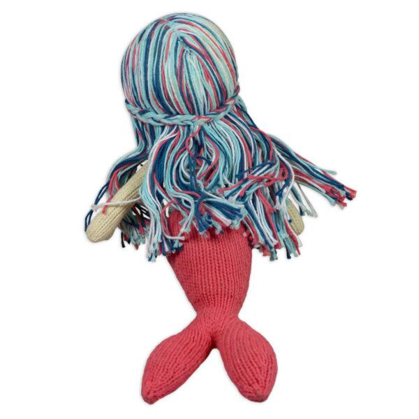 Chill n Feel_Öko Puppe Meerjungfrau Lily_Schadstofffreie Babypuppe_Gesundes Kuscheltier (3)