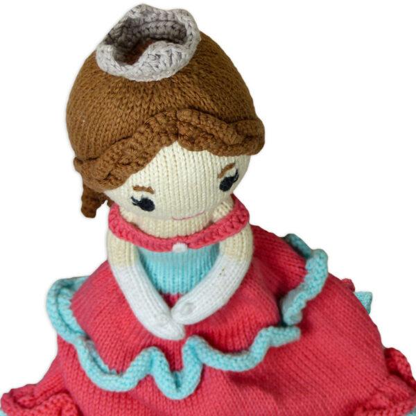 "Bio Puppe Prinzessin ""Sophie"" (30 cm)"
