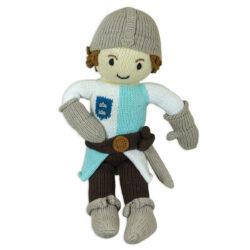 Chill n Feel_Öko Puppe Ritter Lancelot_Schadstofffreie Babypuppe_Gesundes Kuscheltier (4)