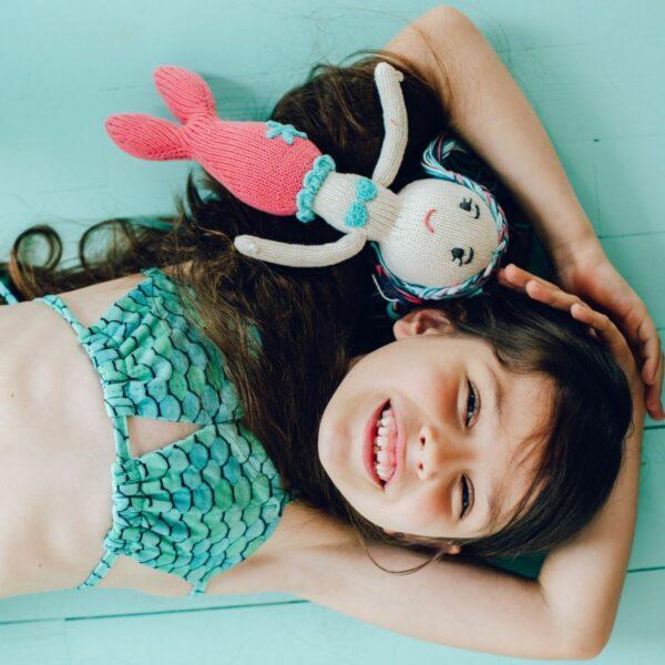 "Meerjungfrau Puppe ""Lilly"" (30 cm)"