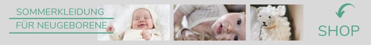Die richtige Sommerkleidung für dein Baby_Neugeborenes