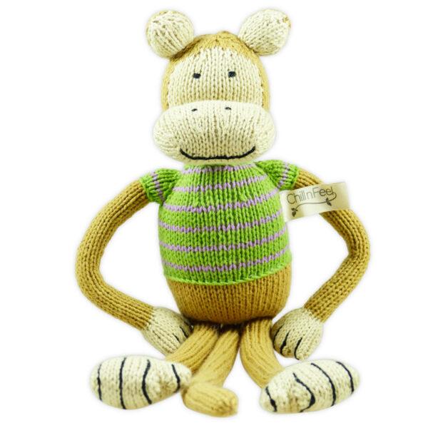Chill n Feel - Bio Äffchen Affe aus Bio Baumwolle_neu (3)