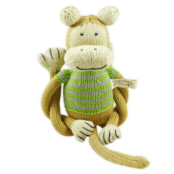 Chill n Feel - Bio Äffchen Affe aus Bio Baumwolle_neu