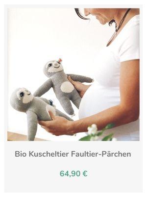 Chill n Feel - Bio Faultier Kuscheltiere (1) - Bio Faultier Kuscheltiere (1)