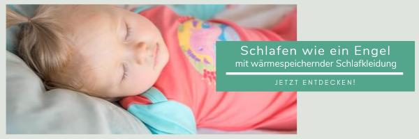 Gut schlafen trotz Baby Schnupfen_Nachtwäsche aus Pima Baumwolle_ChillnFeel