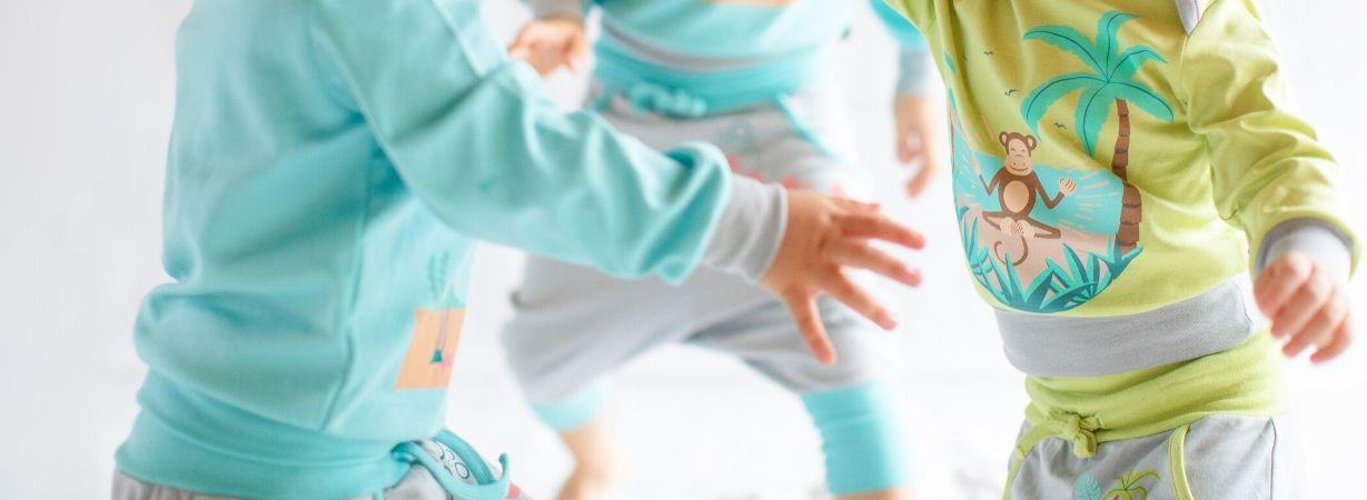 Chill n Feel - Mitwachshosen für Babys und Kinder für 5 Jahre