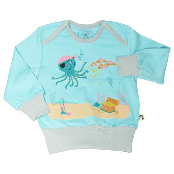 Chill n Feel - Baby und Kinder Pyjama_Pirat_Pima Baumwolle (2)