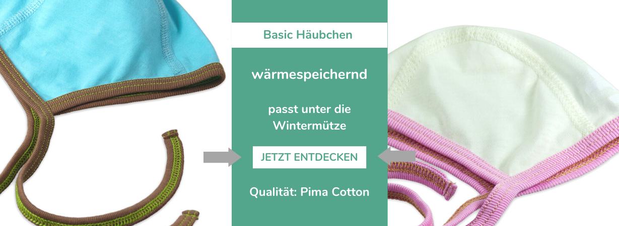 Winterbaby | Baby richtig anziehen im Winter