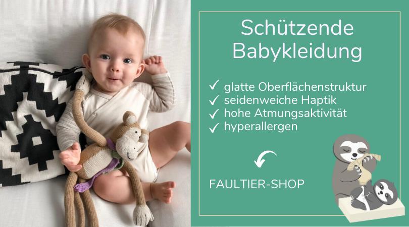 Chill n Feel - Babypflege Set_Baby Erstausstattung aus Pima Baumwolle