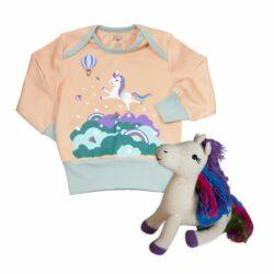 Chill n Feel - Einhorn Geschenk für 2 Jährige_Mädchen