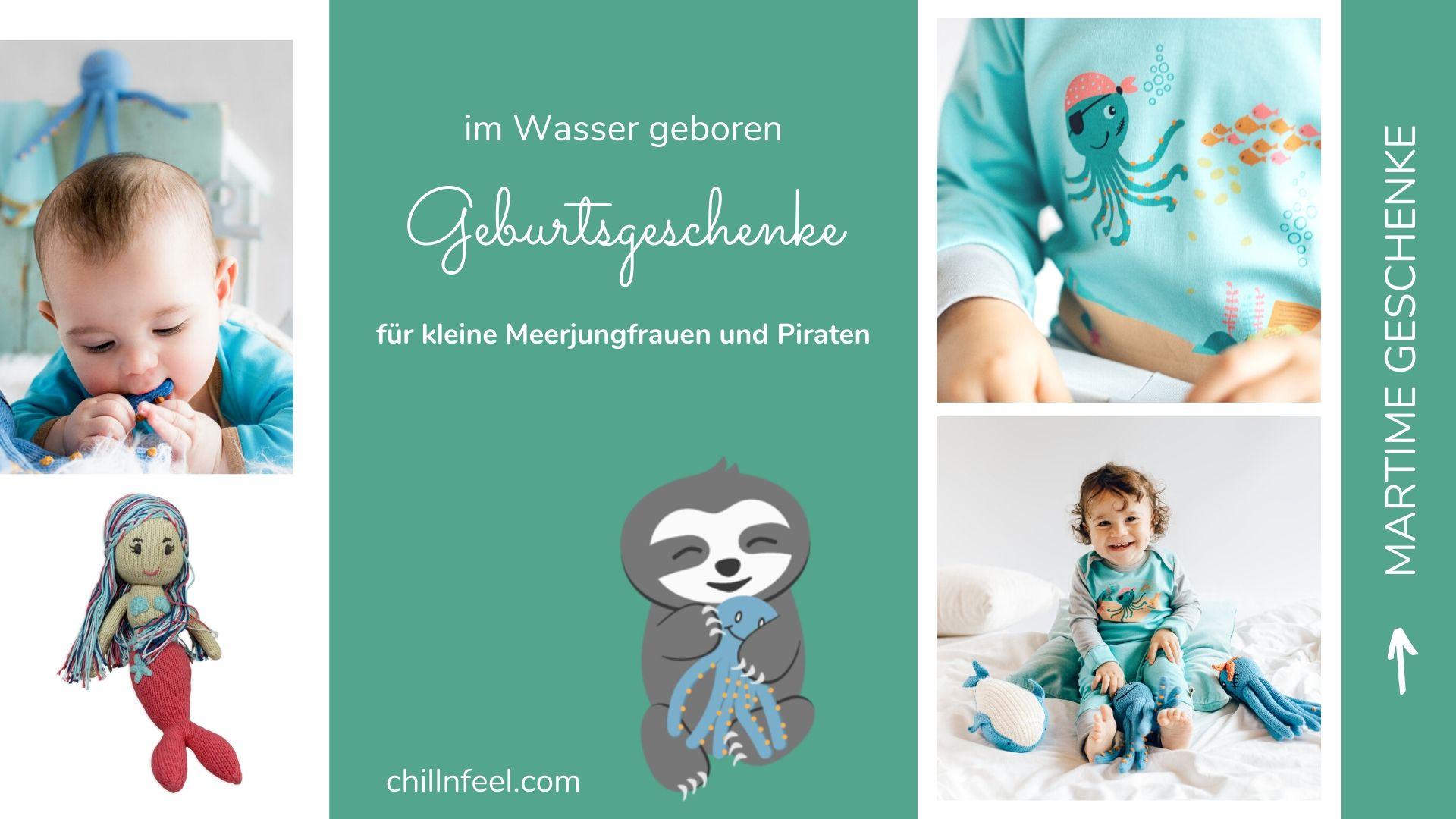 Chill n Feel - Geburtsgeschenk_Wassergeburt