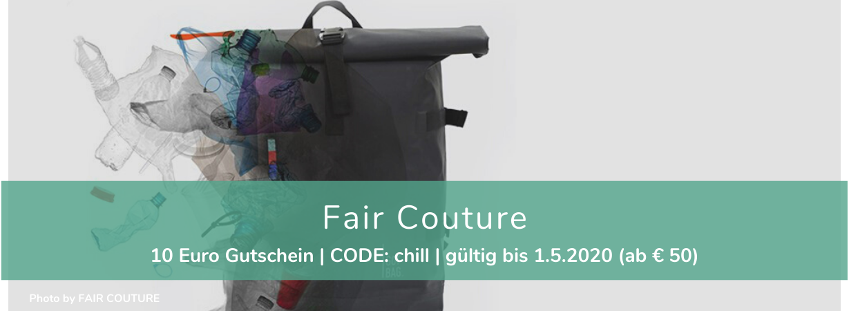 Chill n Feel - Fair Couture_Gutschein