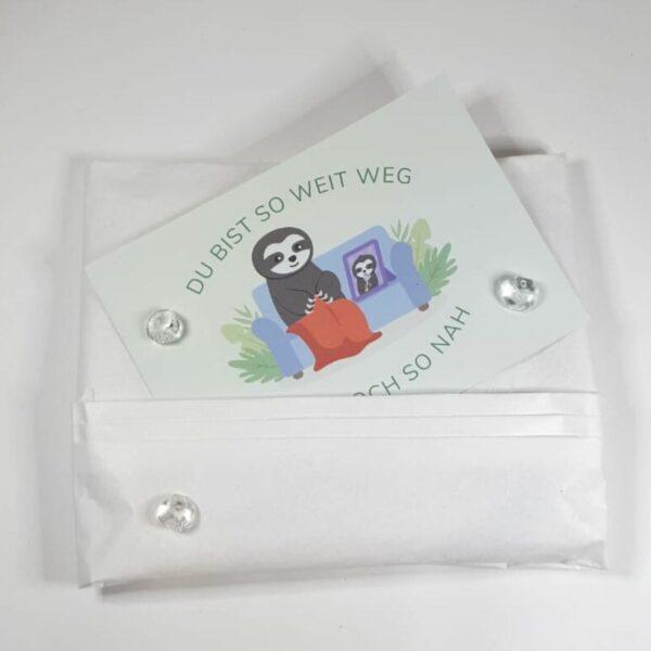 Chill n Feel - Geschenkverpackung und Grußkarte (2)