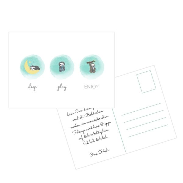 Chill n Feel - Geschenverpackung und Grußkarte_Service