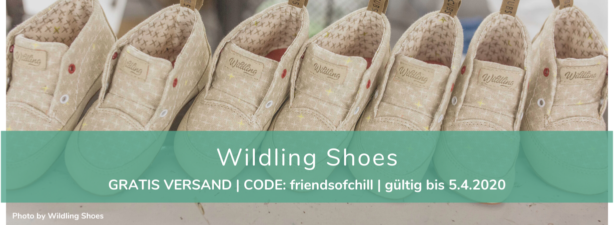 Chill n Feel - Wildling Shoes Gutschein_Barfußschuhe