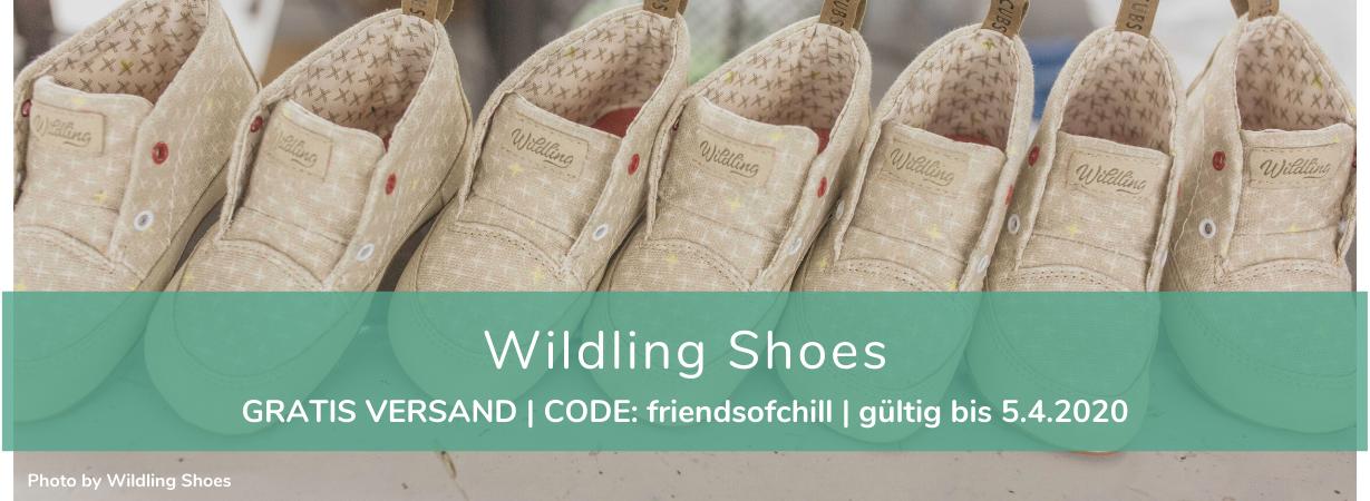Chill n Feel - Wildling Shoes Gutschein_Barfußschuhe
