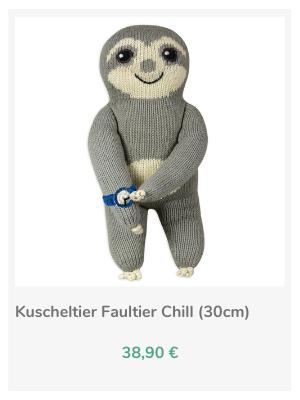Kuscheltier_Faultier_Affe_Chill n Feel (3)