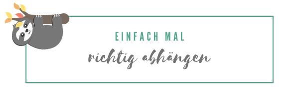 Schöne Handlettering Sprüche_Faultier_Chill n Feel