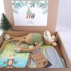 Weihnachtsgeschenke für Kinder_Geschenkverpackung_Faultier (2)