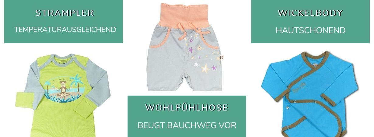 Baby richtig anziehen im Herbst und Winter