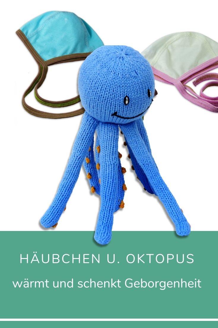 Geschenk für Frühchen_Oktopus und Häubchen