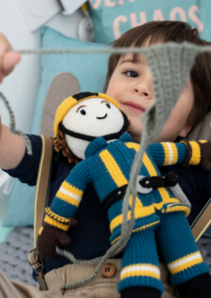 Chill n Feel - Stoff-Puppen mit Mundschutz_COVID_Kinder (1)