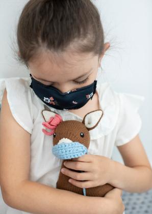 Chill n Feel - Stoff-Puppen mit Mundschutz Maske_COVID_Kinder (2)