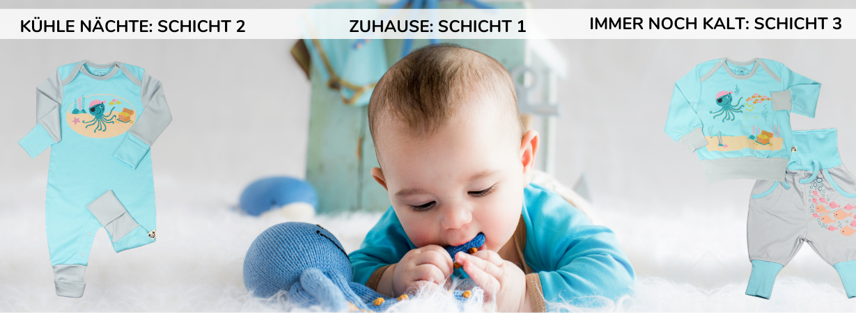 Baby richtig anziehen im Winter_Zwiebellook