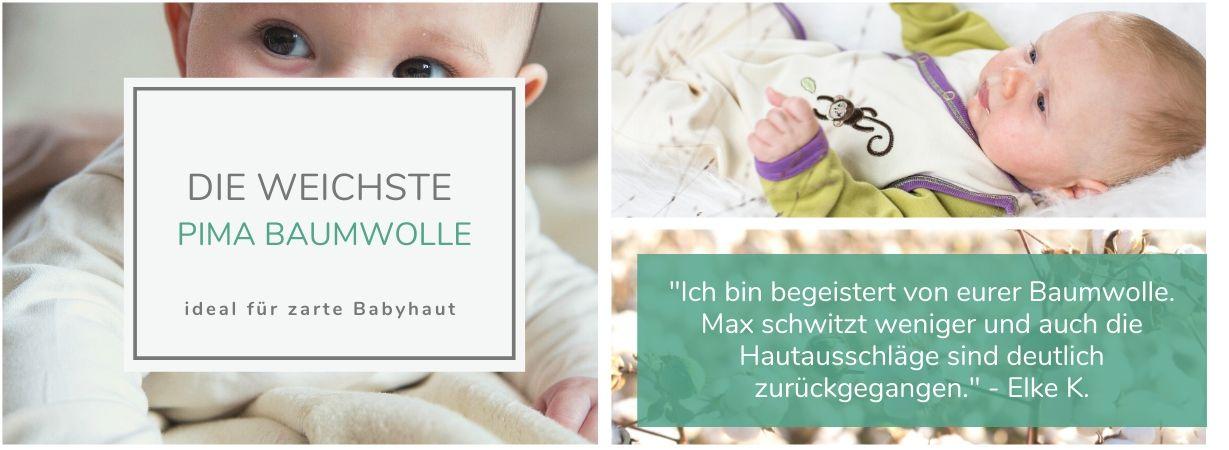 Babykleidung waschen und richtig aufbewahren