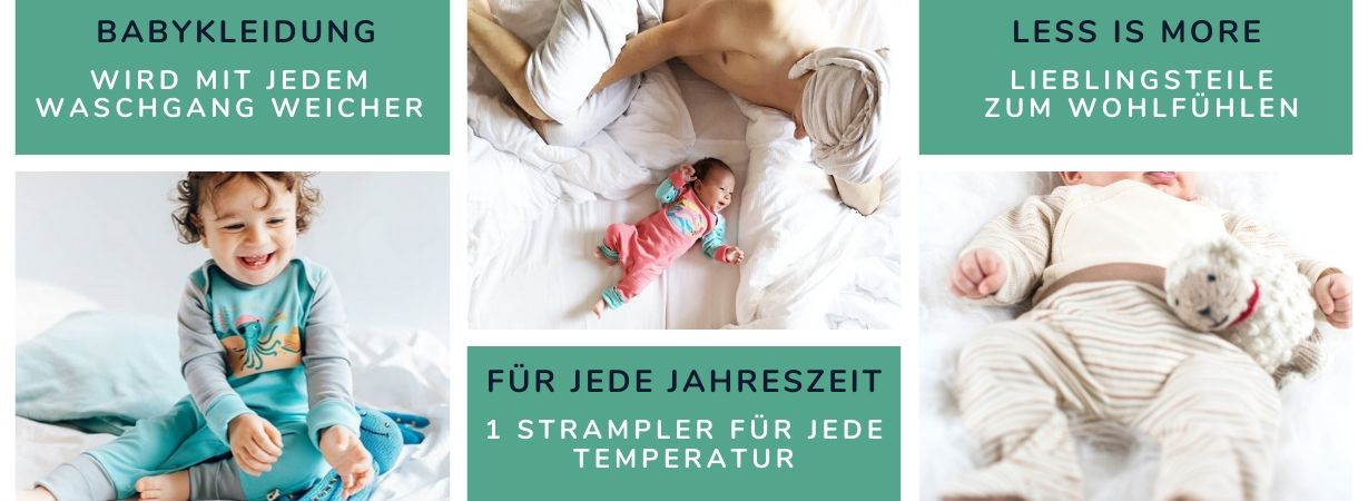 Chill n Feel - Babykleidung waschen_Capsule Wardrobe_Marie Kondo