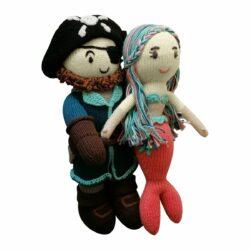 Geschenk für Schwester und Bruder_Pirat_Meerjungfrau