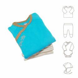 Neugeborenen Kleidung aus Pima Baumwolle