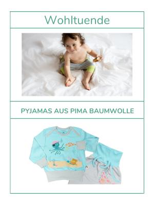 Baby Schlafanzüge für jede Jahreszeit