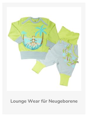 Baby Pyjamas Zweiteilig aus Bio Pima Baumwolle