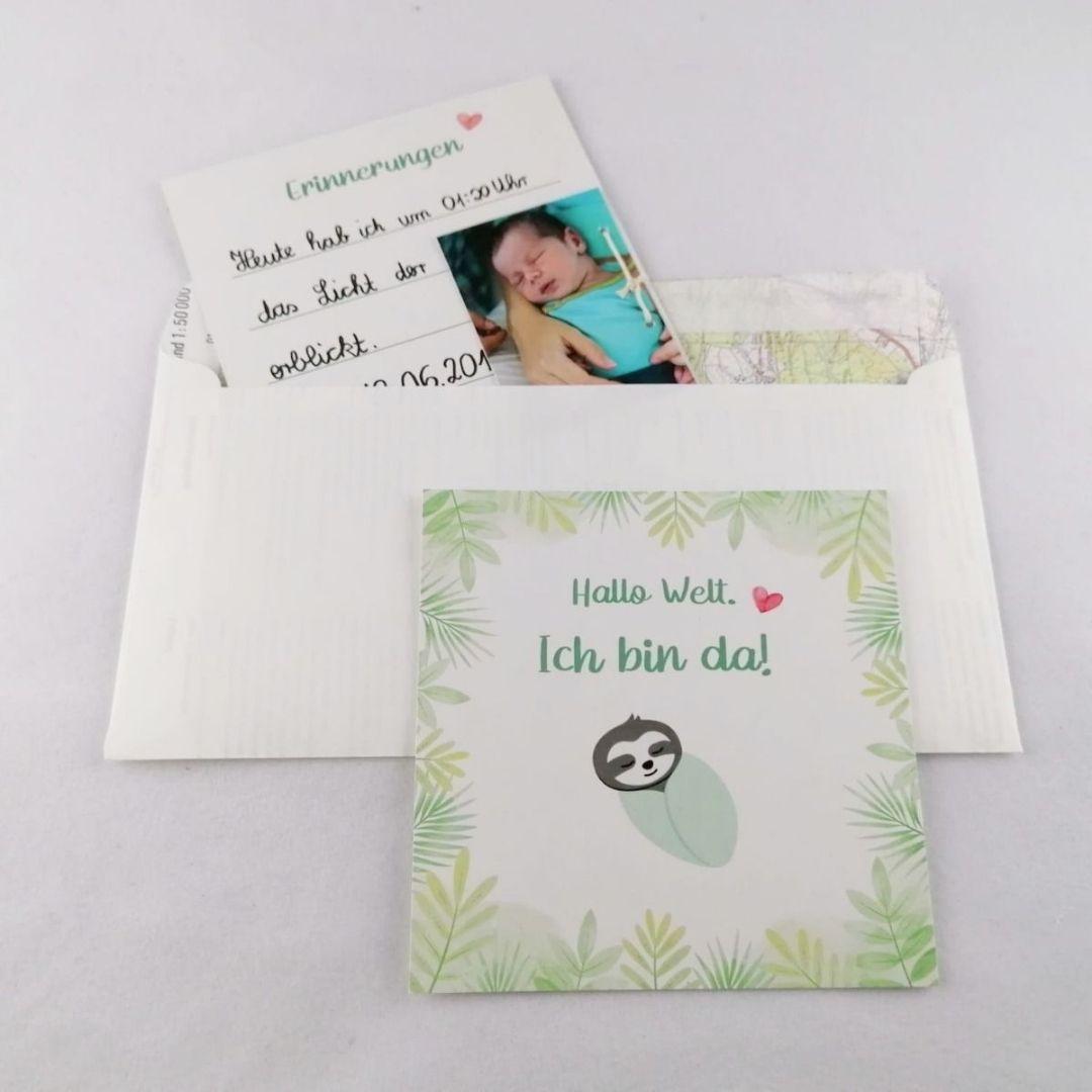 Baby Meilensteinkarten von Chill n Feel (2)