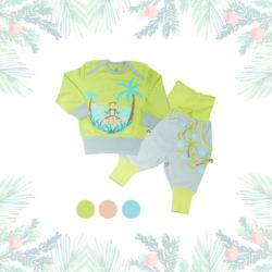 Kinderschlafanzug zu Weihnachten_Pima Baumwolle