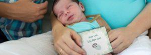 Kreative Ideen mit Baby Meilensteinkarten_Meilensteinkarte Faultier