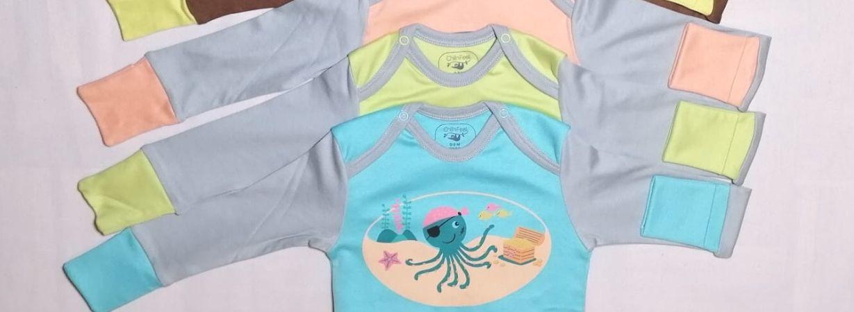 Neurodermitis Kleidung für Babys von Chill n Feel