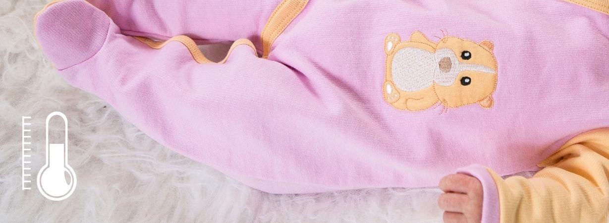 Was verrät TOG bei Baby Schlafsäcken?